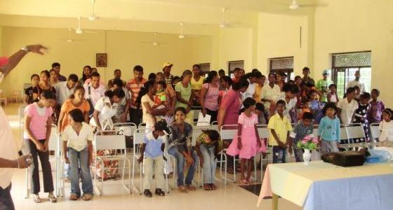 La Scolarité au Sri Lanka