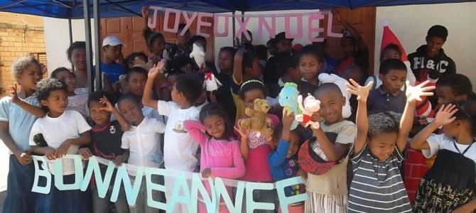 Nouvelles du centre Sainte Marie à Tananarive