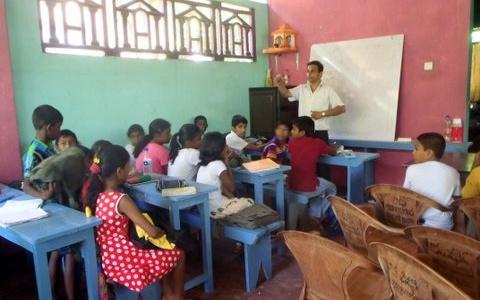 News des parrainages au Sri Lanka