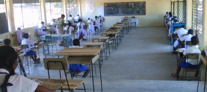 École de Mahiyanganaya