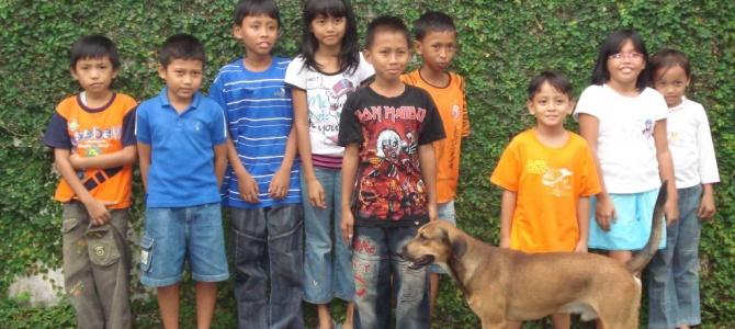 Parrainer en Indonésie