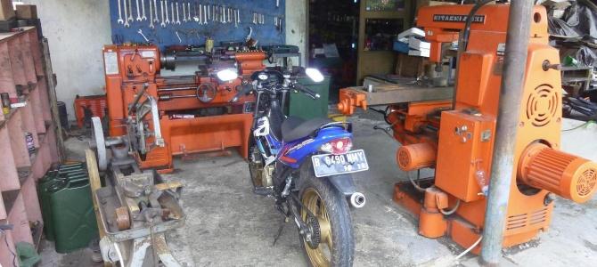Projets en Indonésie