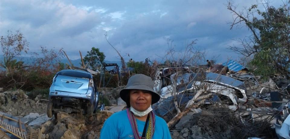 Levée de fonds pour la catastrophe des Célèbes – Indonésie