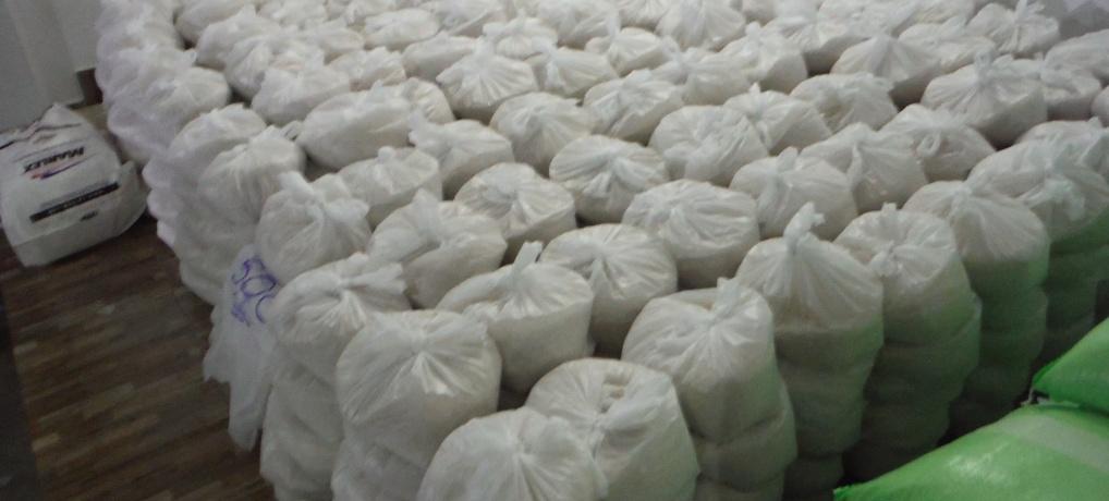 Aide Alimentaire d'Urgence Sri Lanka Avril 202O