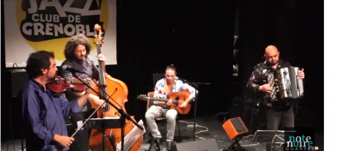 Soirée Jazz, Salle du Laussy Gières, 4 octobre 2021