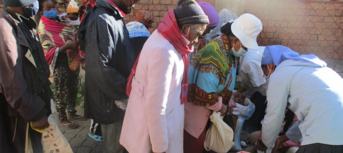 Nouvelles de sœur Nella à Tana (Ambodirano-Madagascar)